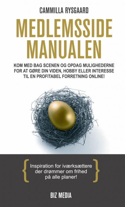 Cover Medlemsside Manualen
