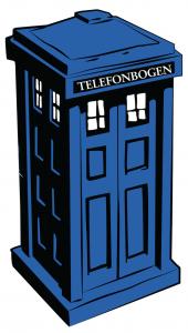 Telefonboksen fritskrabet